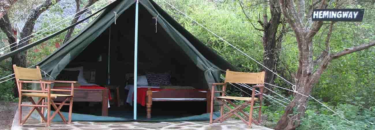 Resort Village camp